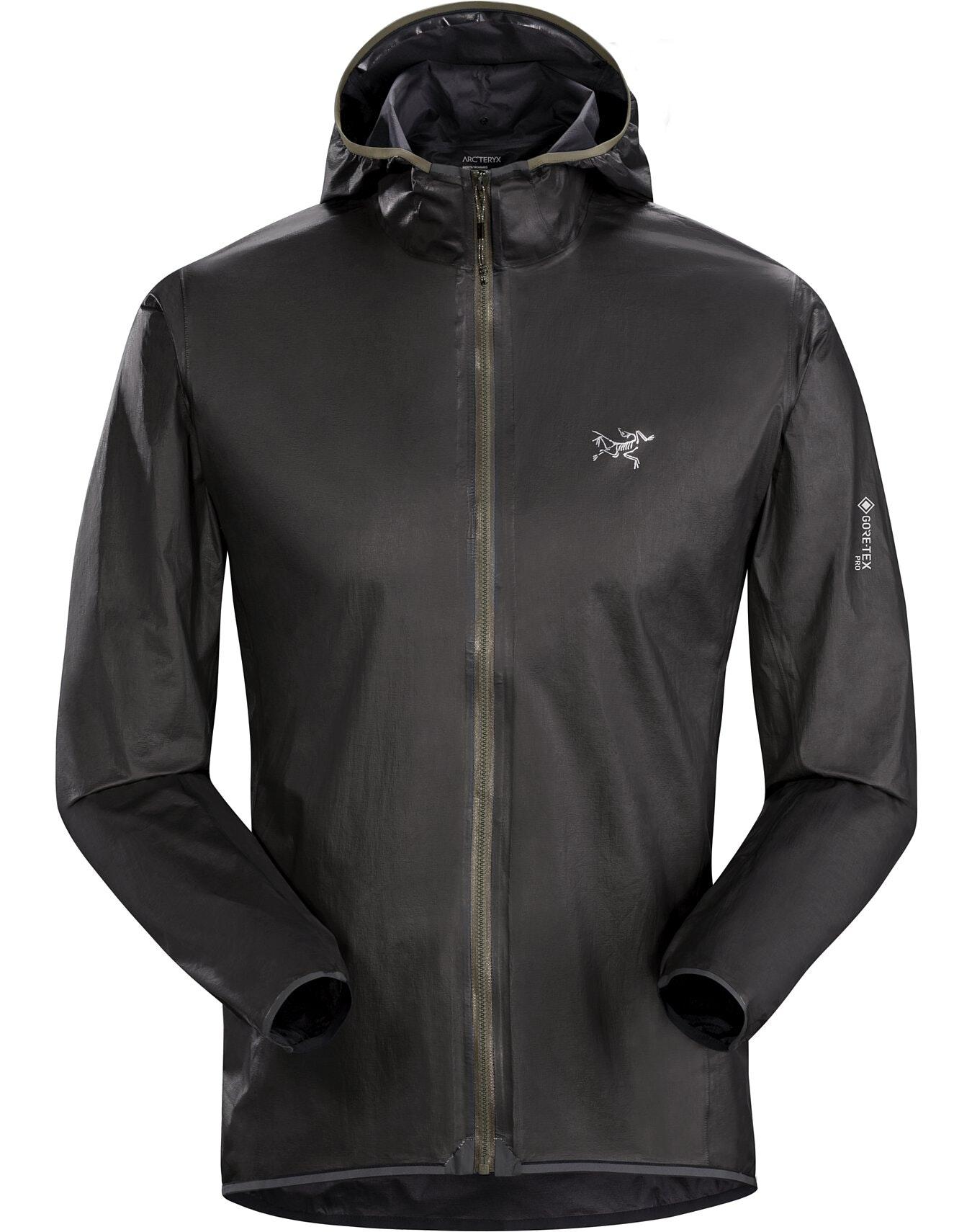Norvan SL Hoody Black/Aeroponic
